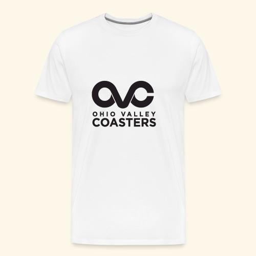 OVC Basic Logo - Men's Premium T-Shirt
