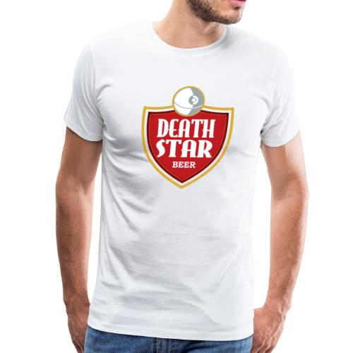 Death Star Beer | Star Wars | Texas - Men's Premium T-Shirt