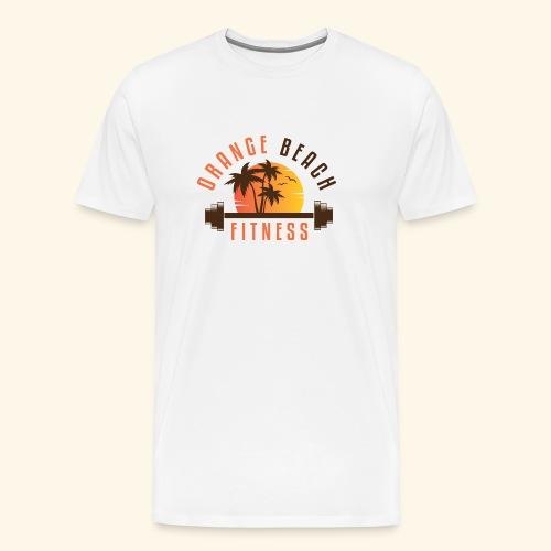 OBF Logo (Multi-Color) - Men's Premium T-Shirt