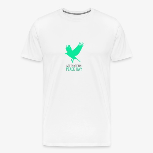 Peace Day Shirts - Men's Premium T-Shirt