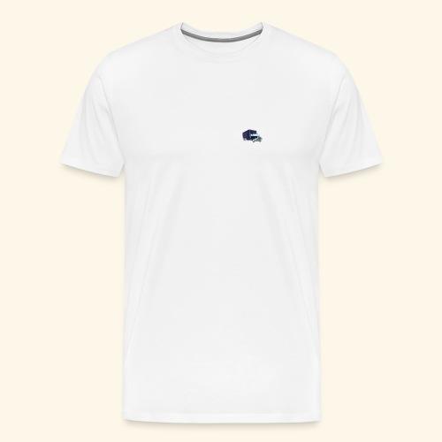 Truck Driver Logo T-Shirt Delivery - Men's Premium T-Shirt