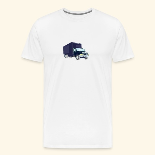 Truck Driver T Shirt Delivery - Men's Premium T-Shirt