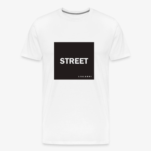 STREET WEAR BY LAILASHI - Men's Premium T-Shirt