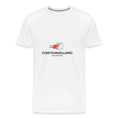EverythingEllaPro TV Splash Design - Men's Premium T-Shirt