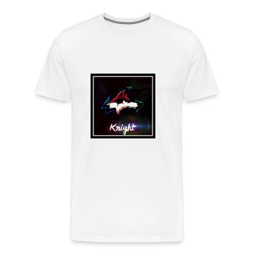 Wolf Knight - Men's Premium T-Shirt