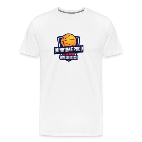 DUNKIME Producions Logo - Men's Premium T-Shirt