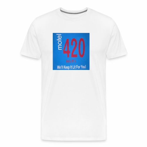 CANNABIS LOVERS! - Men's Premium T-Shirt