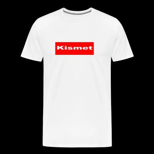 Kismet Box Logo Design - Men's Premium T-Shirt