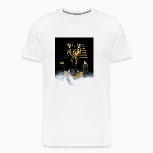 King Tut Sweater logo - Men's Premium T-Shirt