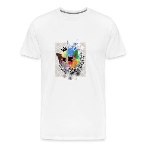 King of Rad - Men's Premium T-Shirt