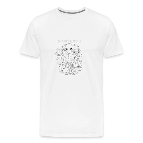 Hidden Lifeforms - Men's Premium T-Shirt