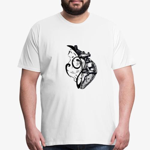 Bleeding Heart - Dakota Kenney - Men's Premium T-Shirt