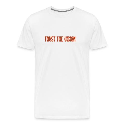 TTV Red - Men's Premium T-Shirt