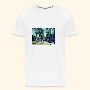 Blue Skies Beverley Hills Edition - Men's Premium T-Shirt