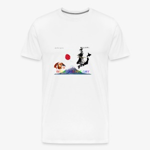 WEEABOOS ARE GAY - Men's Premium T-Shirt