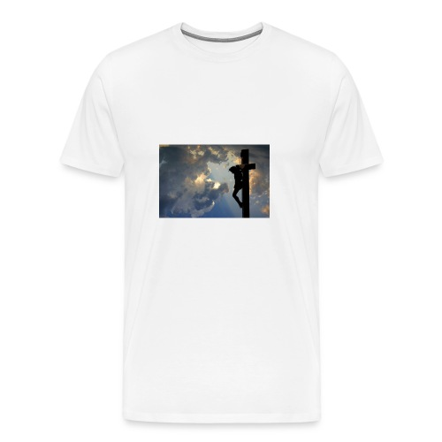jesus way 4 you - Men's Premium T-Shirt