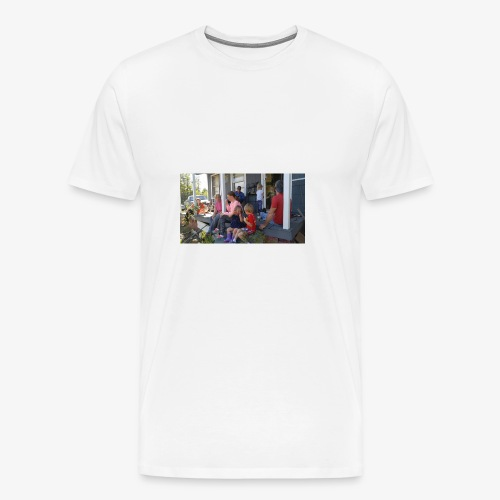 A family Gathering - Men's Premium T-Shirt