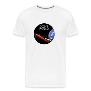 DON T PANIC at Space - Men's Premium T-Shirt