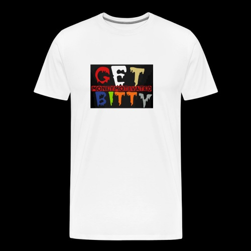 GetBitty - Men's Premium T-Shirt