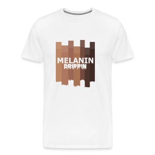MelaninDrip Recovered - Men's Premium T-Shirt
