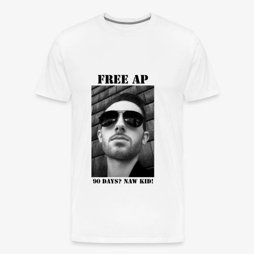 OG Free AP - Men's Premium T-Shirt