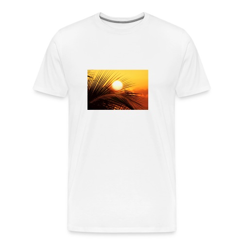 beautiful jamaica - Men's Premium T-Shirt