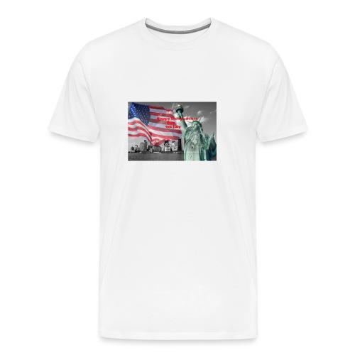 USA Independence Day - Men's Premium T-Shirt