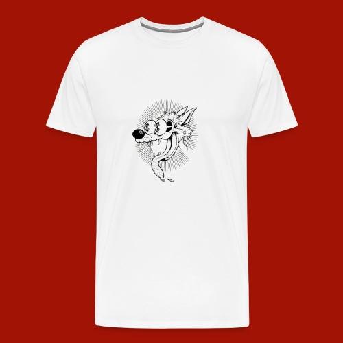 Wolfy$ - Men's Premium T-Shirt