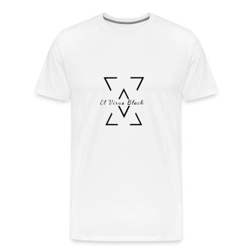 El Virus Black - Men's Premium T-Shirt
