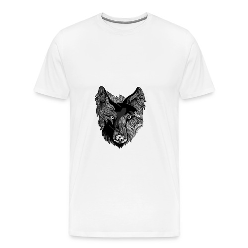 Odin-Born - Men's Premium T-Shirt
