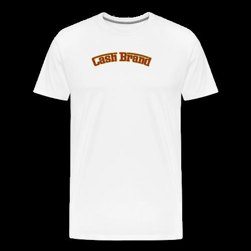Orginal Cash Brand Graphic T - Men's Premium T-Shirt