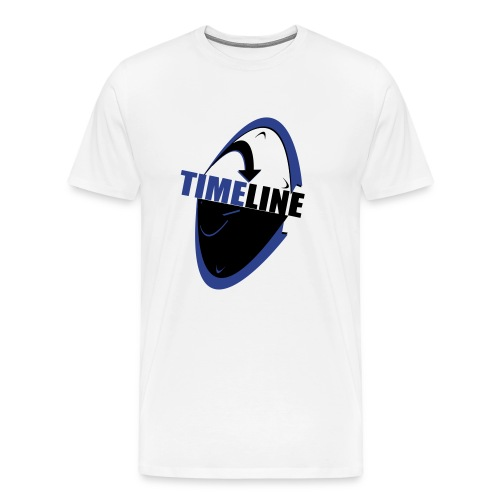 TimeLine - Men's Premium T-Shirt