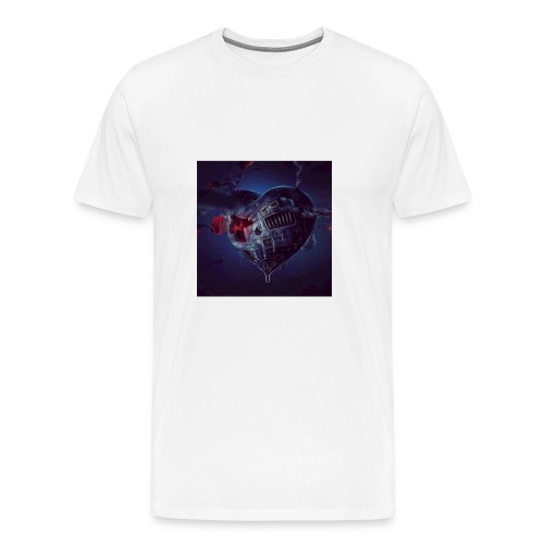 STEAM HEART - Men's Premium T-Shirt