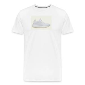 yeezys - Men's Premium T-Shirt
