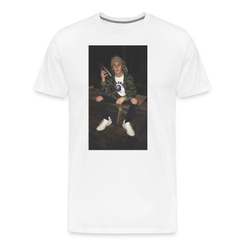 Teodor Karlsen Classic - Men's Premium T-Shirt