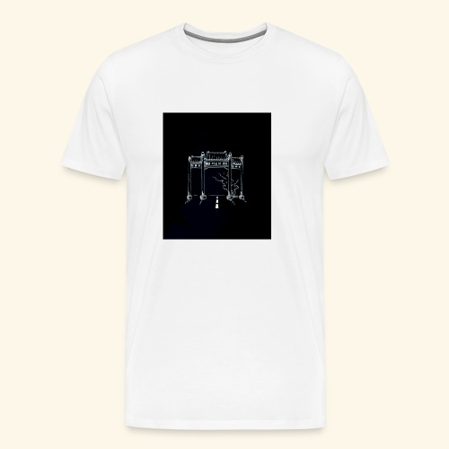 Chinatown - Men's Premium T-Shirt
