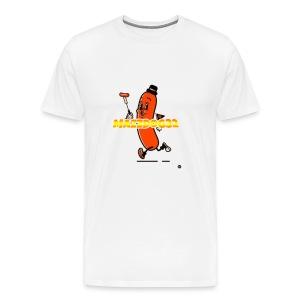 Official MazzDog32 T-Shirt - Men's Premium T-Shirt