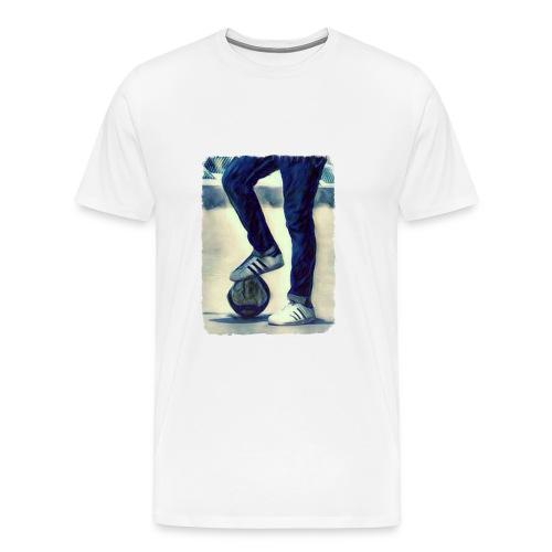 Football Freaks - Men's Premium T-Shirt