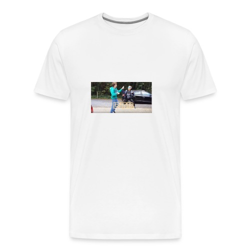 DTB Highfive - Men's Premium T-Shirt