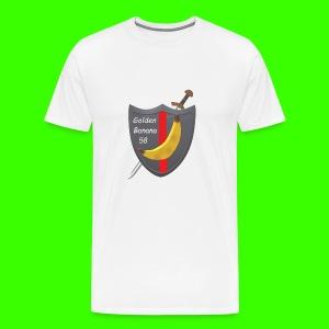 GoldenBanana 58 - Men's Premium T-Shirt