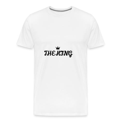 THE KING SHIRT - Men's Premium T-Shirt