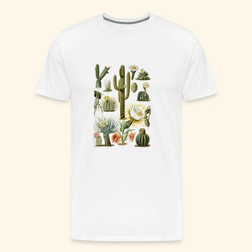 Cactus Vibes - Men's Premium T-Shirt