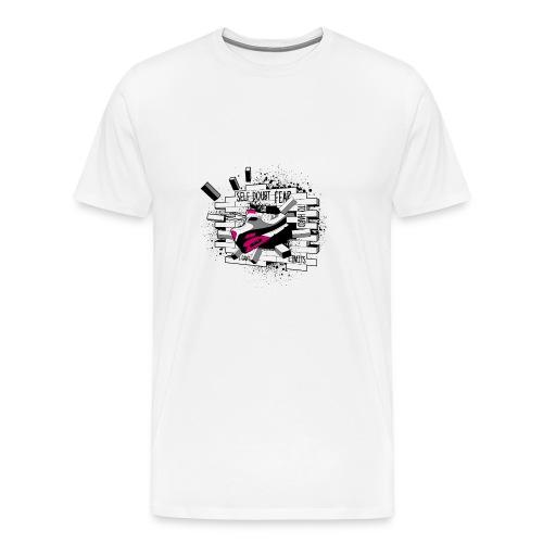 No_Limits - Men's Premium T-Shirt
