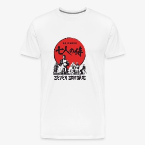 Seven Samurai - Men's Premium T-Shirt