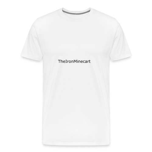 TheIronMinecart/AlexTIM Men's T-Shirts - Men's Premium T-Shirt