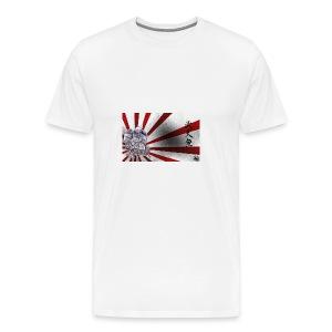Japanese Samurai - Men's Premium T-Shirt