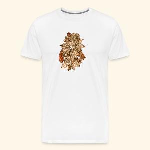 Flowers 4 - Men's Premium T-Shirt