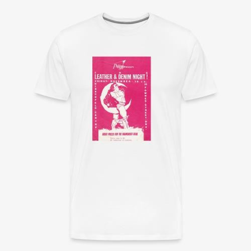 Leather night - Men's Premium T-Shirt