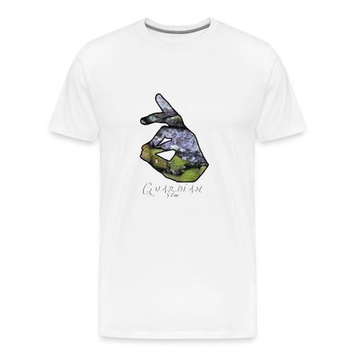 Guardian bricks - Men's Premium T-Shirt