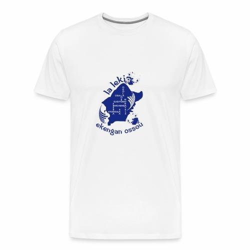 Lekie 14 - Men's Premium T-Shirt